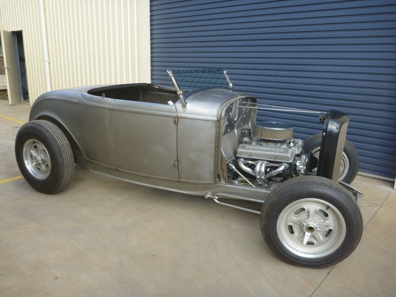 32 ROADSTER FOR SALE | Toowoomba Rod and Custom Shop