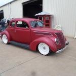 Steve Long 1937 Ford Coupe 3 150x150 Hot Rods