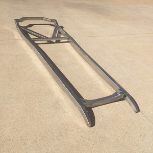 Toowoomba Rod Custom Shop Model A Chassis 1 300x300 Chassis Fabricating